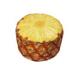 Pouf gonflable ANANAS
