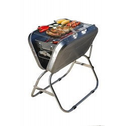 Barbecue valise