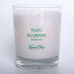 Bougie Yuzu du Japon