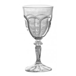 6 Verres à vin HAPPY Transparent
